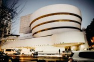 the guggenheim museum, UES
