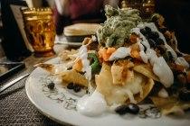 lillie's victorian pub nachos
