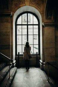 window thoughts, nypl
